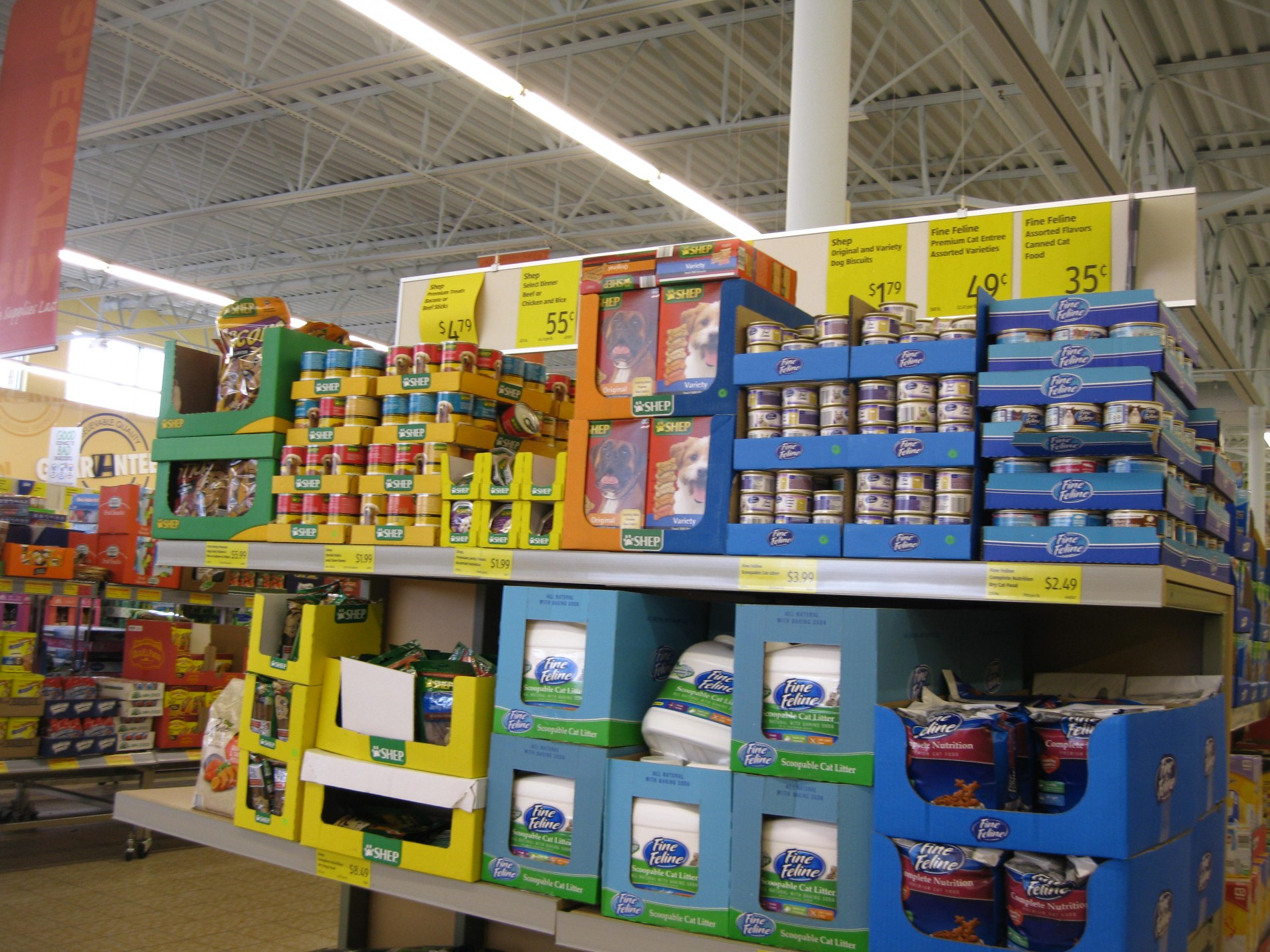 Aldi Food Market, Milford CT 4Mar16 – Ready for Credit Cards