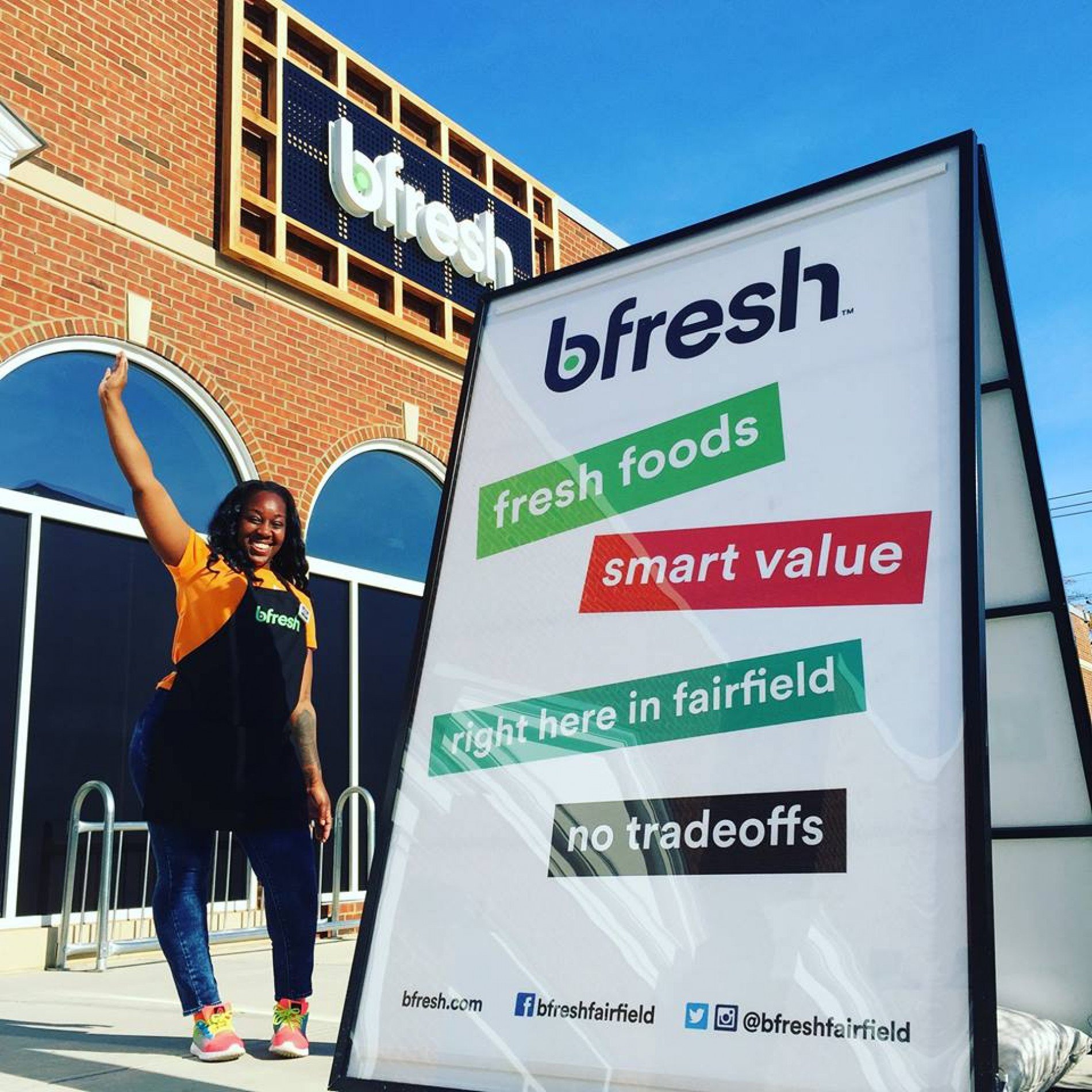 bfresh (Ahold) Concept Store Fairfield, CT USA 20Feb16